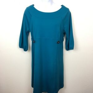 Beautiful 60s Reference Career Dress Size 18W Plus
